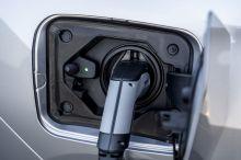 Suzuki hybrid charging socket