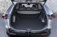 Toyota RAV4 trunk