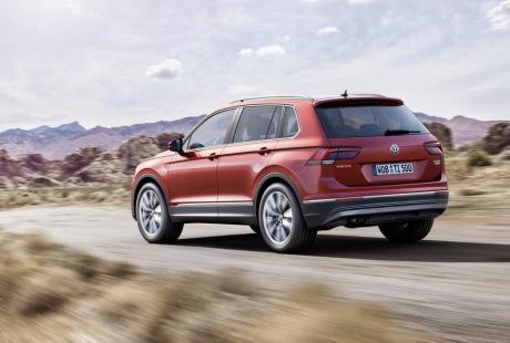 Volkswagen tiguan 2016 prix