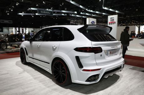 Porsche Cayenne TechArt Magnum « Sport » Edition « 30 years
