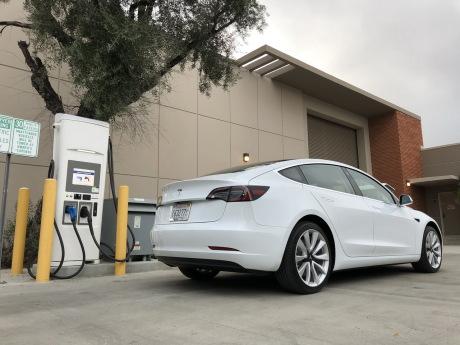 Tesla Trial 3 (2018)