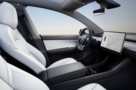 Tesla Model Y : le SUV compact électrique se dévoile