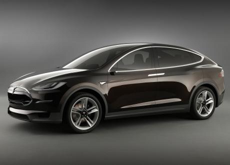 Tesla le suv model x pour l 39 t 2015 la compacte model for Tesla model x porte