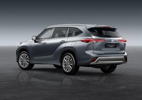 Toyota Highlander (2021) : le SUV à 7 places hybride ...