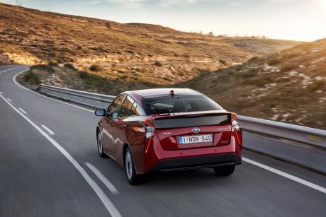 Essai Toyota Prius 2016 nos impressions de conduite L