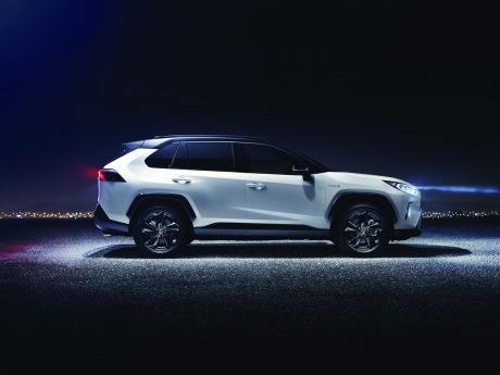 Salon de New York 2018 : Le nouveau Toyota RAV4 dévoilé