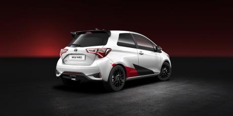 Restyling et sportive pour Genève — Toyota Yaris