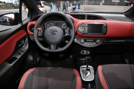 toyota yaris 2017 nos premi res impressions sur la nouvelle yaris l 39 argus. Black Bedroom Furniture Sets. Home Design Ideas