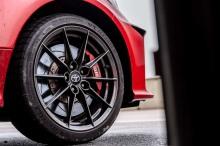 BBS Yaris GR wheels