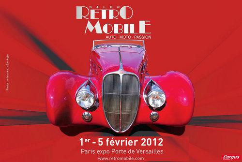 Salon r tromobile 2012 demandez le programme l 39 argus - Programme des salons porte de versailles ...