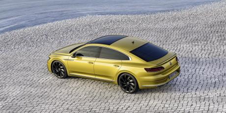 VW Arteon: l'héritière de la Passat CC à Genève
