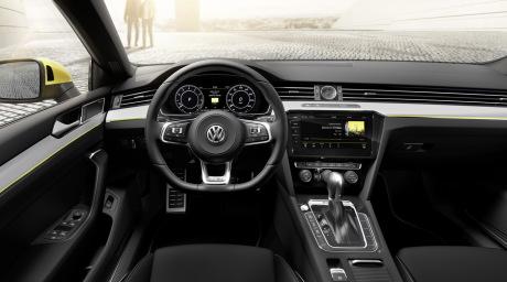 Deux prometteuses variantes hybrides — Volkswagen Arteon GTE