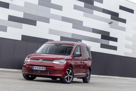 Bilan essai et fiche technique Volkswagen Caddy 5 2021