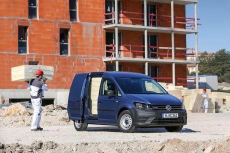 nouveau volkswagen caddy van l 39 utilitaire qui volue en douceur l 39 argus. Black Bedroom Furniture Sets. Home Design Ideas