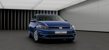 VW Golf 2017 Confortline avant