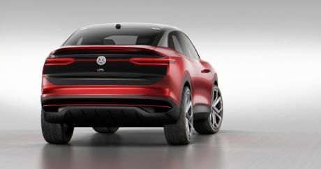 Concept Volkswagen ID Crozz II — Francfort
