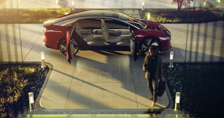 Volkswagen se lance également dans la voiture autonome avec son ID Vizzion