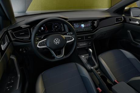 Volkswagen Nivus planche de bord