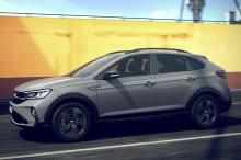 Volkswagen Nivus coupé SUV urbain
