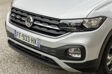 VW T Cross Ци 95 салон решетки