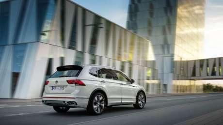Volkswagen Tiguan Allspace Restyle 2021 Arriere
