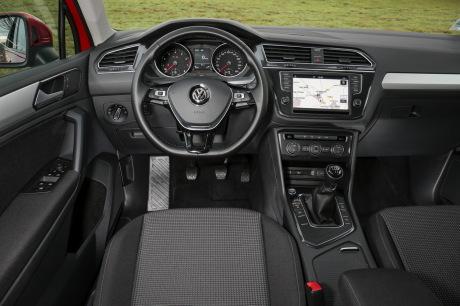 essai volkswagen tiguan tsi 125 trendline le test du tiguan 1er prix l 39 argus. Black Bedroom Furniture Sets. Home Design Ideas