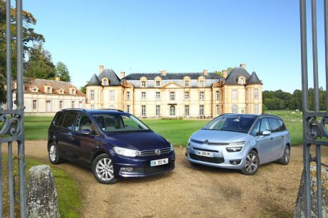 bilan du match touran ou grand c4 picasso l 39 argus. Black Bedroom Furniture Sets. Home Design Ideas