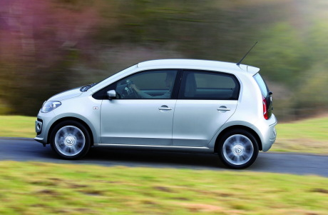 profil volkswagen up