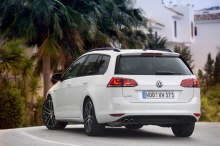 VW Golf SW GTD