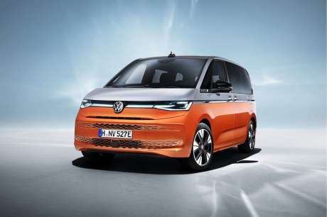 volkswagen multivan 2021 hybrid
