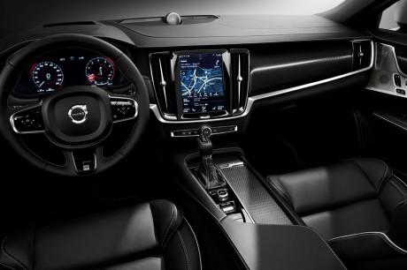 Prix Volvo S90 Et V90 R Design 2016 Plus De Style Et