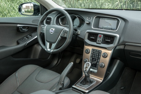 intérieur Volvo V40 Cross Country