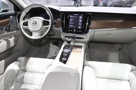 volvo v90 le nouveau break volvo en majest l 39 argus. Black Bedroom Furniture Sets. Home Design Ideas