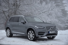 essai volvo xc90 d4 un premier prix consid rer l 39 argus. Black Bedroom Furniture Sets. Home Design Ideas