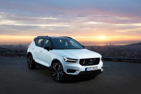 fiche technique volvo xc40 t5 awd r design l 39 argus. Black Bedroom Furniture Sets. Home Design Ideas