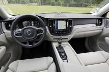 Volvo XC60 dalle numérique instrumentation