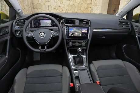 essai volkswagen golf restyl e notre avis sur le nouveau 1 5 tsi 150 l 39 argus. Black Bedroom Furniture Sets. Home Design Ideas
