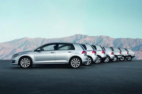 Volkswagen Golf 8 (2019) : la production débutera à l'été 2019