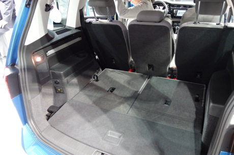 volkswagen touran 2015 nous sommes mont s bord l 39 argus. Black Bedroom Furniture Sets. Home Design Ideas