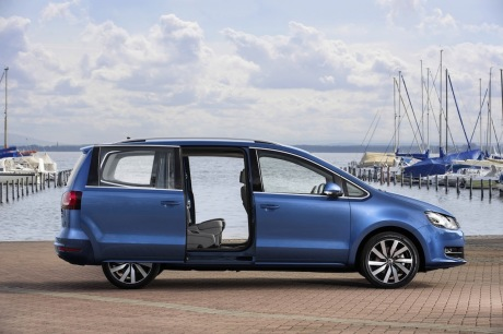 essai volkswagen sharan 2015 un grand classique l 39 argus. Black Bedroom Furniture Sets. Home Design Ideas