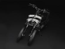 essai du scooter trois roues yamaha 125 tricity l 39 argus. Black Bedroom Furniture Sets. Home Design Ideas