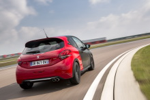 208 GTi by Peugeot Sport coupe franche