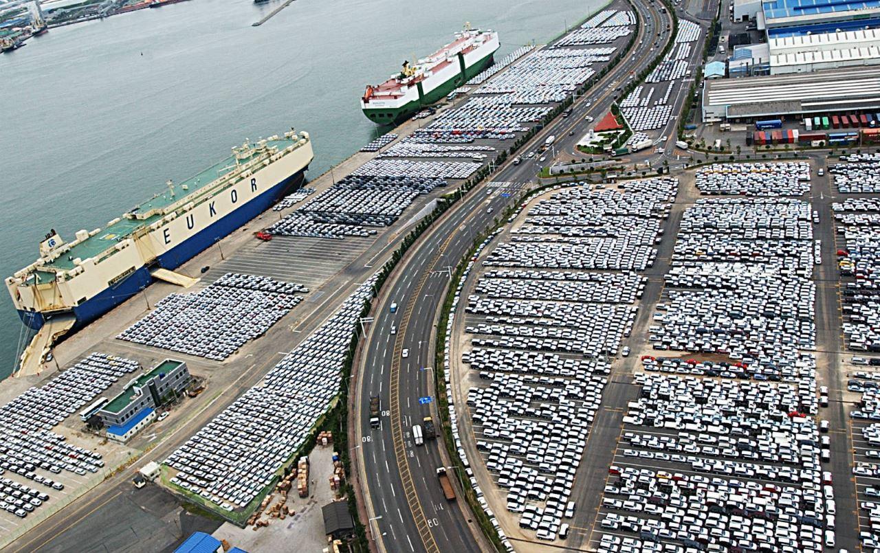 Top 10 des plus grandes usines de production automobile du monde l 39 argus - Les plus grand port du monde ...