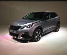 photos officielles de la présentation du nouveau Peugeot 3008 2 2016