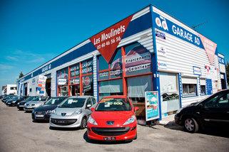 Ad les moulinets garage occasion saint herblain 44 for Garage les moulinets saint herblain