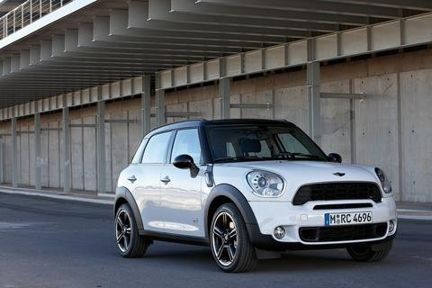 Mini Countryman : l'aventuri�re