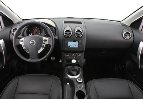 Nissan qashqai plus de style l 39 argus for Interieur qashqai tekna