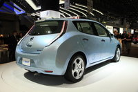 nissan leaf gros tarifs pour petite autonomie l 39 argus. Black Bedroom Furniture Sets. Home Design Ideas
