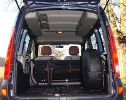 renault kangoo 4x4 1 9 dci objectif randonn e l 39 argus. Black Bedroom Furniture Sets. Home Design Ideas