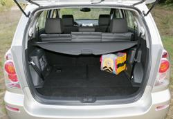 toyota corolla verso fiat multipla s ance de rattrapage l 39 argus. Black Bedroom Furniture Sets. Home Design Ideas